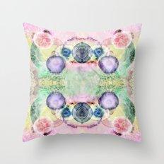 Ysmite Argate Throw Pillow