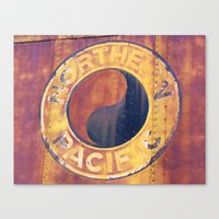 Rust and Memories Canvas Print