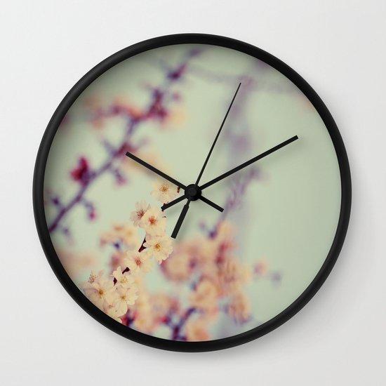 Patience Wall Clock