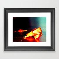 Lily II Framed Art Print