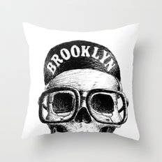 Mars Blackmon Throw Pillow