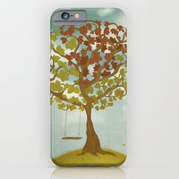 All Seasons Tree iPhone 6 Slim Case