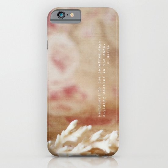 Reminders iPhone & iPod Case