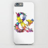 iPhone & iPod Case featuring Mushroom & 2 by Sasha Vinogradova