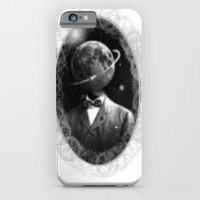 iPhone & iPod Case featuring THE PLANET HEAD by Hadeel alharbi
