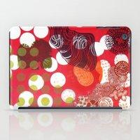 Polka-Dot iPad Case