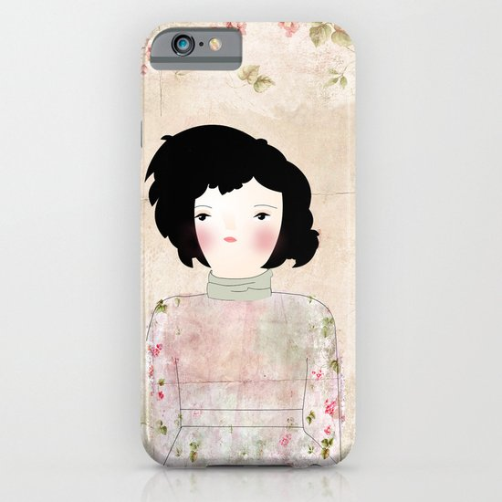 Flowers of evil iPhone & iPod Case