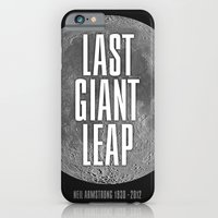 Last Giant Leap iPhone 6 Slim Case