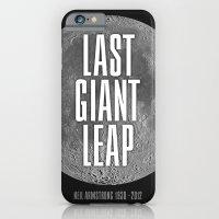 Last Giant Leap iPhone 6 Slim Case