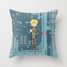 EP5 : Luke Skywalker Throw Pillow