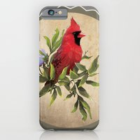 Cardinal iPhone 6 Slim Case