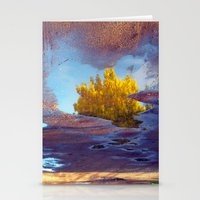 Spring In A Puddle! Stationery Cards