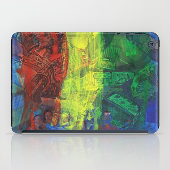 """""""Move Like This"""" by Cap Blackard iPad Case"""