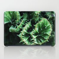 Emerald Green Cactus Bot… iPad Case