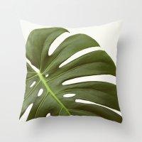 Verdure #6 Throw Pillow