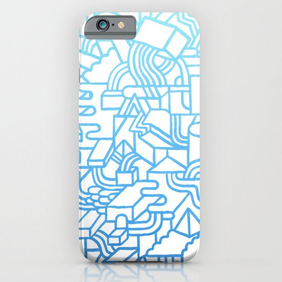 Wave Machine iPhone & iPod Case