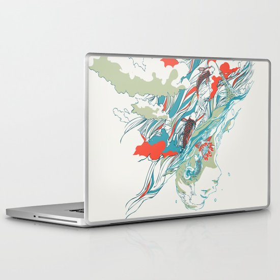 Colours In The Sky Laptop & iPad Skin