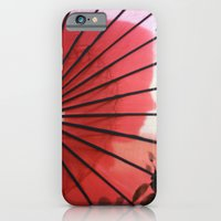 iPhone & iPod Case featuring RED CHINA by OSCAR GBP