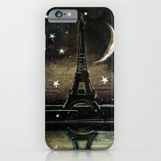 Paris Midnight iPhone & iPod Case
