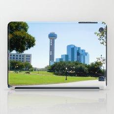 Reunion Tower, Dallas iPad Case