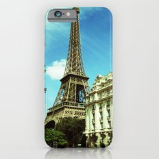 Sunny Day in Paris iPhone 6 Slim Case