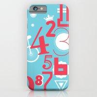 123... iPhone 6 Slim Case