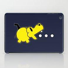 Waka Waka Hippos iPad Case