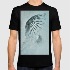 Enigma Black Mens Fitted Tee SMALL