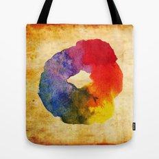 Colors Series 1 : Circle of Life Tote Bag