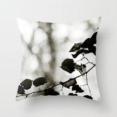 shadowplay Throw Pillow