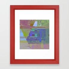 New Sacred 05 (2014) Framed Art Print