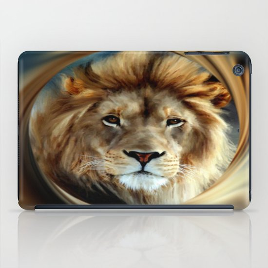 LION - Aslan iPad Case