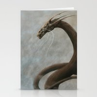 Angel in Glory Stationery Cards