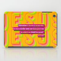 No Other Name iPad Case