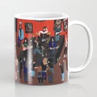 Metal Concert Mug