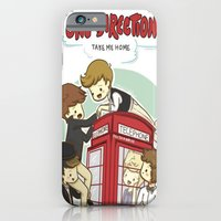Take Me Home Cartoon One Direction iPhone 6 Slim Case