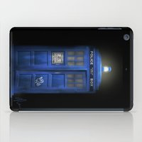 """""""Death – The Doctor�… iPad Case"""