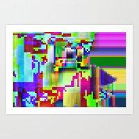 Port13x10a Art Print