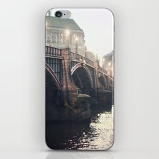 Evening Bridge iPhone & iPod Skin