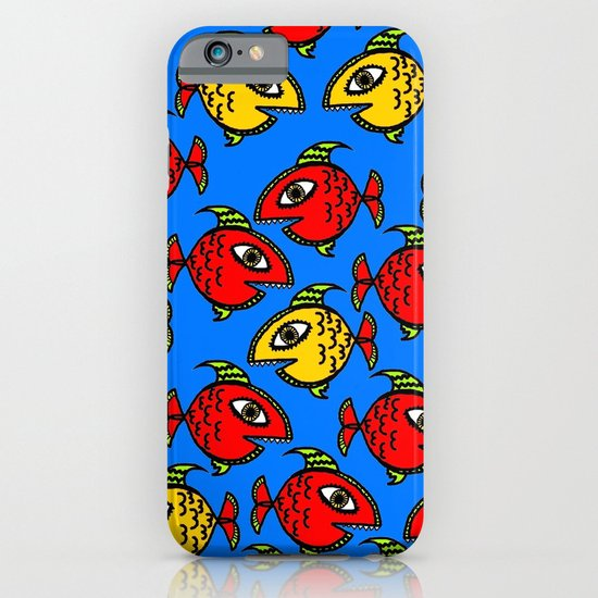 Plenty fish in the sea iPhone & iPod Case
