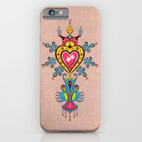 iPhone & iPod Case featuring The Heart Rules by Vanya