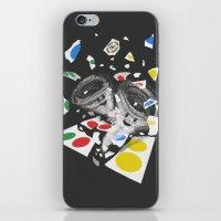 Twistin' iPhone & iPod Skin