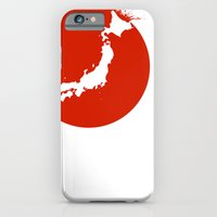 iPhone & iPod Case featuring Save Japan! by Kamiledesigns