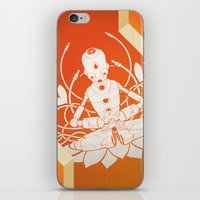 Opening The Higher State… iPhone & iPod Skin