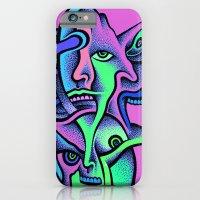 Twin Spirits iPhone 6 Slim Case