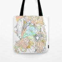 Seventeenth Daydream Tote Bag