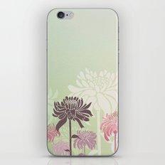 Inflorescence iPhone & iPod Skin
