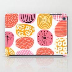 summer garden stories iPad Case