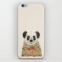 little panda iPhone & iPod Skin
