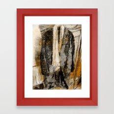 Father's Coat Framed Art Print